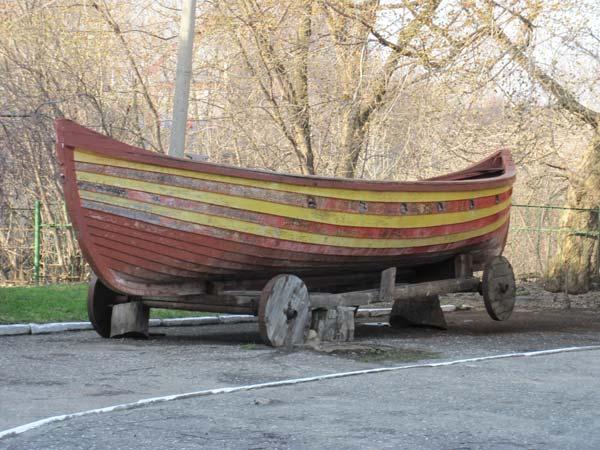 муромская лодка