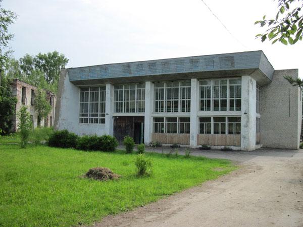 Дом культуры в Спасском