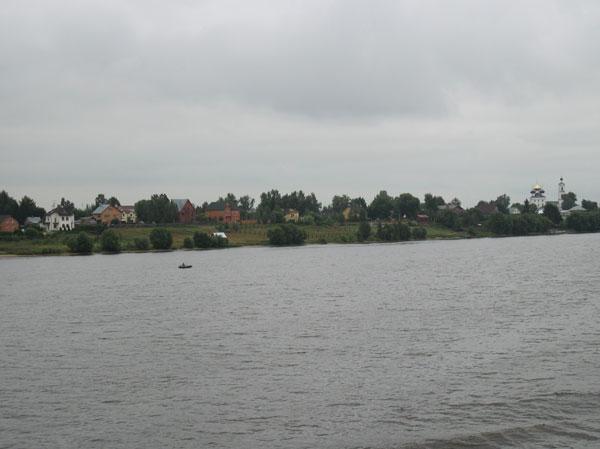 село Свердлово на Волге