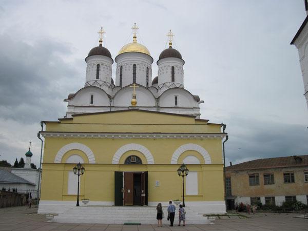 Собор Рождества Богородицы в Боровске