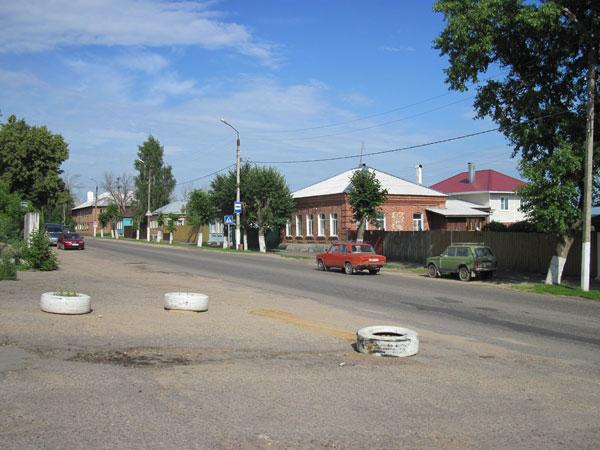 Улица Боровска