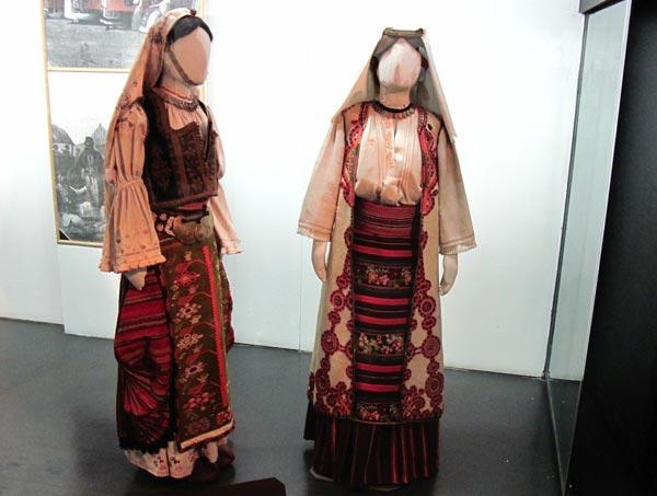 Национальный Костюм Хорват